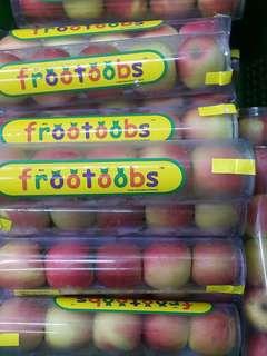 澳洲 蘋果 筒裝 買5筒送多1筒