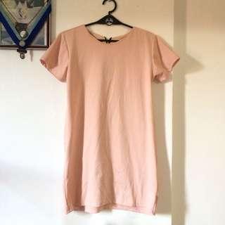 Pastel Pink Dress