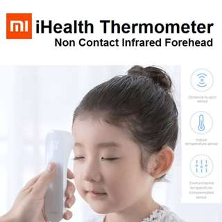 Xiaomi iHealth Digital Thermometer Infrared Temperature Non-Contact Fever Children Adult