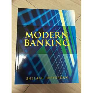 Mordern Banking by Shelagh Heffernan