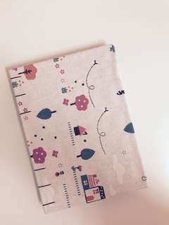Hand stitch Notebook A5