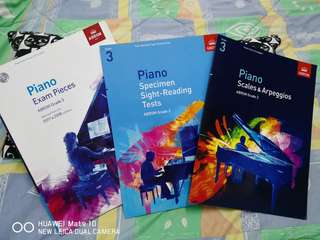 ABRSM 2017-2018 Piano Exam Piece with CD