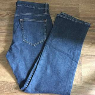 Uniqlo Denim Relaxed Fit