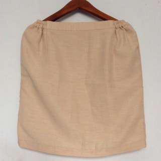 Creamy Shorts Skirt