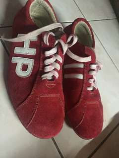 Hush puppies Red Shoes