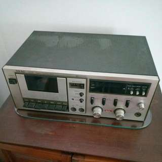 Old Teac Cassetts Deck