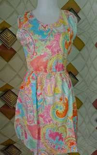 Dress Full Colour