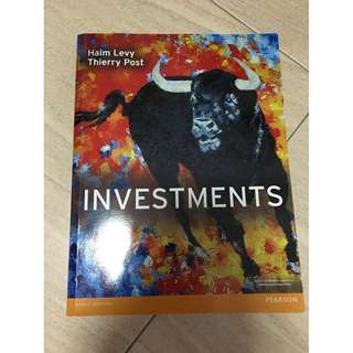 Investments by Haim Levy, Thierry