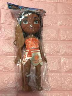 🚚 Instock 1set only .. moana dolls ht 32cm Brand New