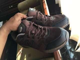 Sepatu new balance 609 brown suede ORI