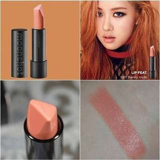 Moonshot Blackpink Barely Nude Lipstick