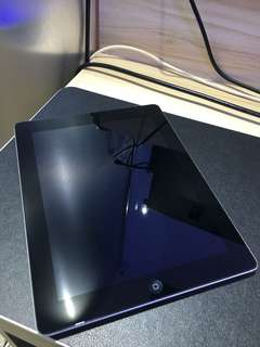 Apple iPad 3 WiFi 16GB (black) #548