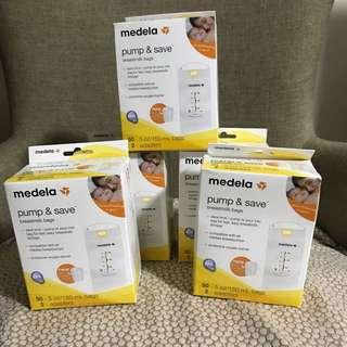 Medela Pump and Save Bag