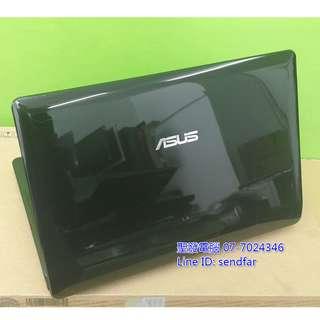 🚚 天堂M模擬器多開 ASUS K43E i7-2630QM 8G 750G DVD 14吋筆電 ◆聖發二手筆電◆