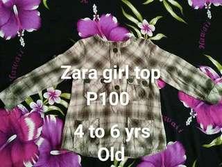Zara Top for Kids