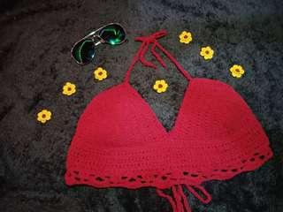 Bikini top/Cropped top