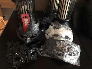 Topeng Pesta / hallowen