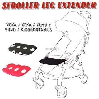 Stroller Leg Foot Extender