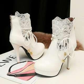 Sepatu Boots PO! - Korean The Natalie
