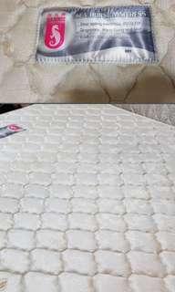 Seahorse mattress n bed frame