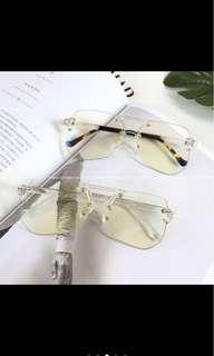 🚚 透明眼鏡