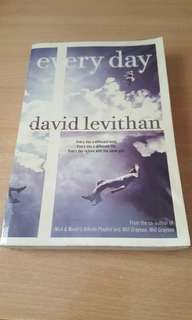 Every day- David Levithan
