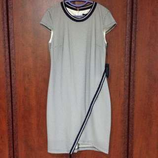 Authentic Imported Tommy Hilfiger Navy Blue Party / Night / Club / Wedding Dress #KayaRaya