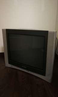 "21"" Sony CRT TV"