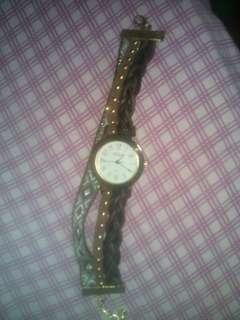 Women brown watch