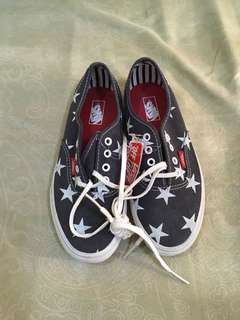 Vans Authentic Shoes (Stars print)