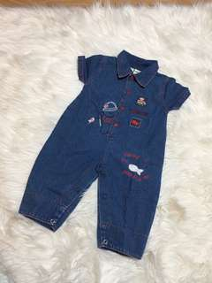 Baby Girl Jumpsuit Playsuit Jumper 3-6M