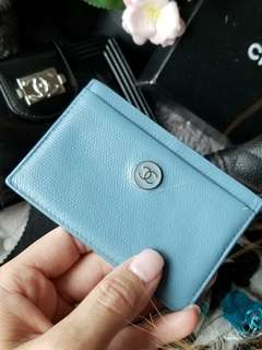 Chanel card holder 4 slots