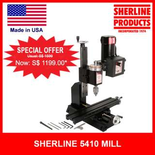 Sherline Desktop Mill / Milling Machine