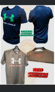 Under Armour Charged Cotton Sportstyle Essential T-Shirts 📣 FREE REGISTERED MAIL! 📣
