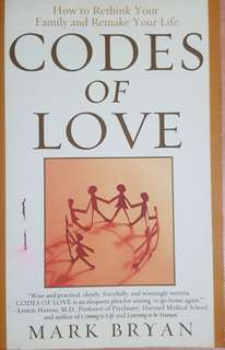 "Book Sale!!! Inspirational ""Codes of Love"""