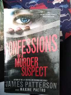 Confession of a Murder Suspect