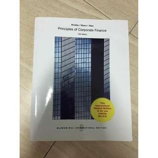 Principles of Corporate Finance by by Brealey, Myers, Allen