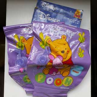 Disney winnie the pooh 游泳手袖