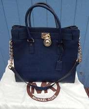 Michael Kors MK Large Hamilton bag