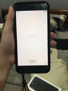 iPhone 7+ matteblack