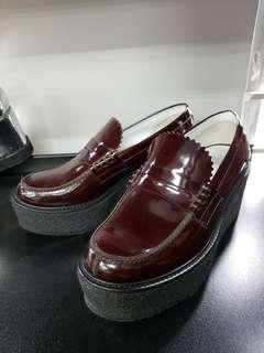 Celine platform shoes size 36.5
