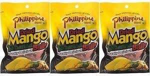 Philippines dried mango tamarin balls