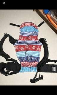 Kokadi flip infant carrier - ahoy