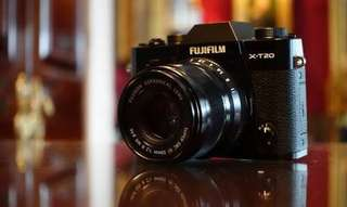 Sewa Kamera Fuji XT20