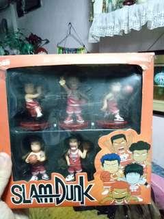 Slamdunk 5-piece Figures