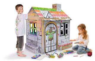 Playhouse for kids (Ready stock available)