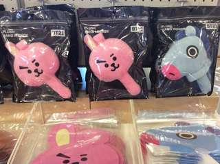 NEW BT21 MERCHS