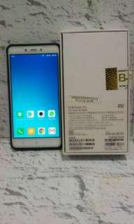 Xiaomi Note 4x RAM 4 ROM 64 MTK