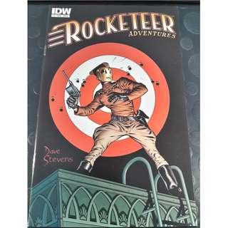 Rocketeer Adventures #1B