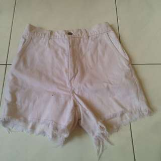 short highwaist putuh